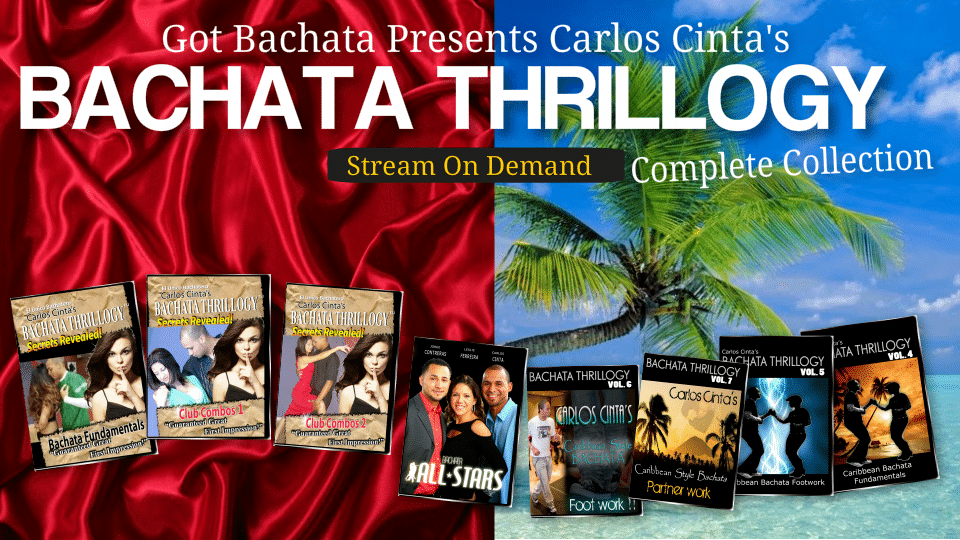 bachata thrillogy complete collection