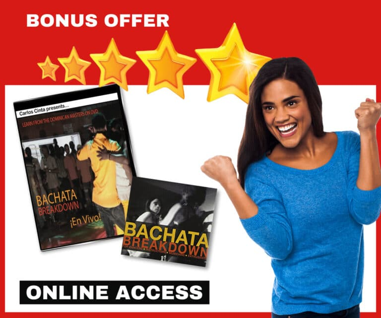 Bachata bonus offer